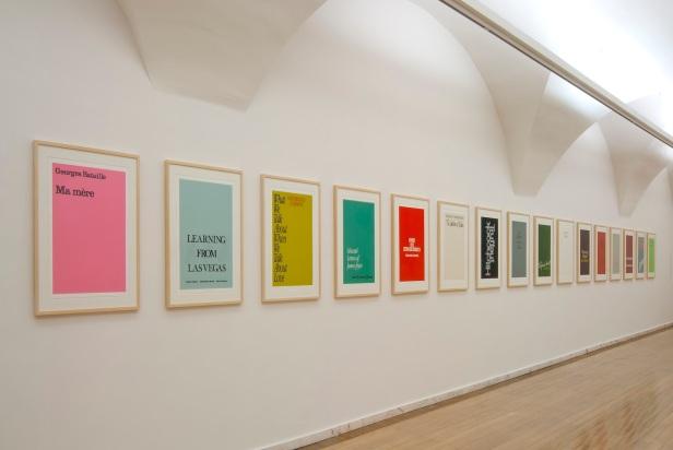 vista da exposição 'Index' de Julião Sarmento no MACE. Imagem, cortesia do, Museu de Arte Contemporânea de Elvas, MACE, 2013