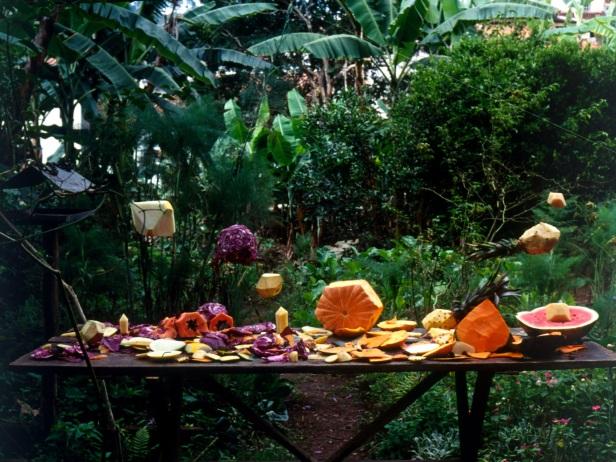 João Maria Gusmão + Pedro Paiva, Poliedro de Frutas (Fruit Polyhedron), (still), 2009 Filme 35mm, 2'42, Edição de 4 (Edition of 4) Fotografia (Photo): Cortesia (Courtesy), Galeria Fortes Vilaça.
