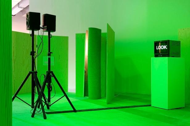Laure Prouvost, Before before, 2011. Cortesia da artista e da Biennale de Lyon.