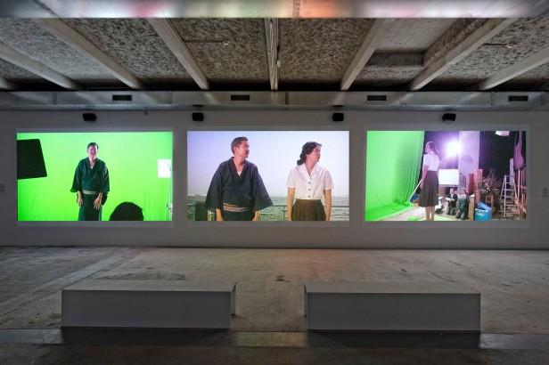 Ming Wong, Me in Me, 2013. Cortesia do artista e da Biennale de Lyon.
