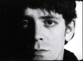 Screen Test- Lou Reed Andy Warhol