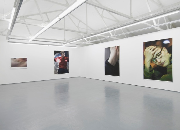central nervous system exhibition view, first floor gallery Maureen Paley, London 2013 © the artist, courtesy Maureen Paley, London