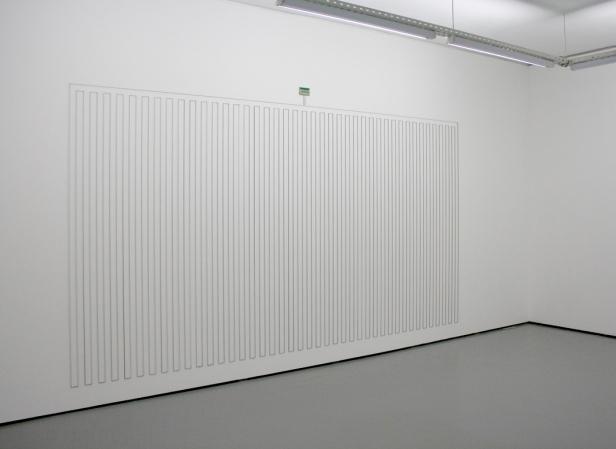 Rui Valério, '120 min' (instalação de parede) 2009. © Rui Valério. Cortesia do artista.