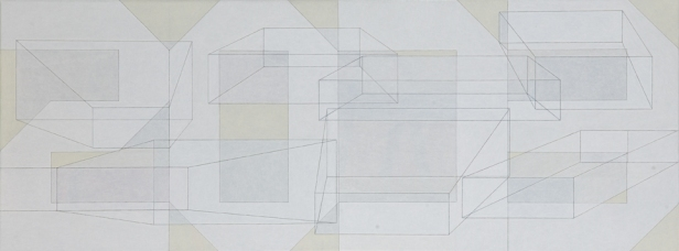 Pedro Casqueiro, 2013, 2013, 160x140cm. Cortesia do artista e de Baginski Galeria | Projectos, 2013.
