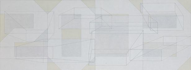 Pedro Casqueiro, 2013, 2013, 160x140cm. Cortesia do artista e de Baginski Galeria   Projectos, 2013.