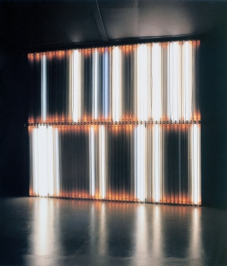 Rui Valério, 'A Wall of Light To Sound', 2001. © Rui Valério. Cortesia do artista.