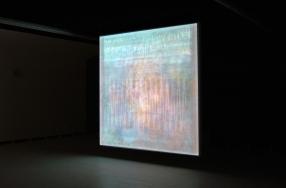 Rui Valério, 'imaginary landscape #5' (instalação vídeo com som) 2007. © Rui Valério. Cortesia do artista.