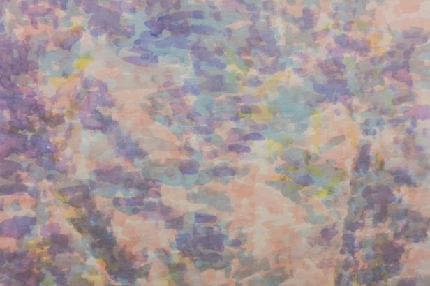 Paulo Brighenti, (pormenor) 'A grande fogueira (com Maria Lino)', Appleton Square, Lisboa. Cortesia do artista e de Appleton Square.