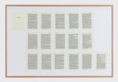Pedro Valdez Cardoso: The Devil's Breathe (Parte II), (pormenor) vista da exposição no LAB-Laboratório das Artes, guimara~es, 2013. Cortesia do artista. © Pedro Valdez Cardoso.