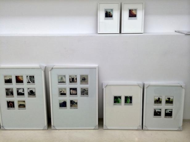 (pormenor) exposição 'Rumor' de João Pedro Vale e Nuno Alexandre Ferreira, A Pequena Galeria, Lisboa.
