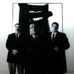 Sam Taylor-Wood, Basil Ray, Steve & Kline, 1993. Coleção Américo Marques, Cascais.
