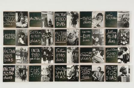 - Pedro G. Romero Sin título (Counter), 1993 Centro Andaluz de Arte Contemporáneo – Colección de la Junta de Andalucía.