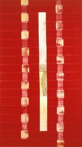 Juan Uslé, The Guardian, 1993. Colección particular, depósito Fundación RAC.