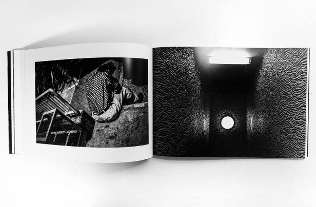 (pormenor) Livro 'State of Mind' de Nuno Moreira. Cortesia do autor.