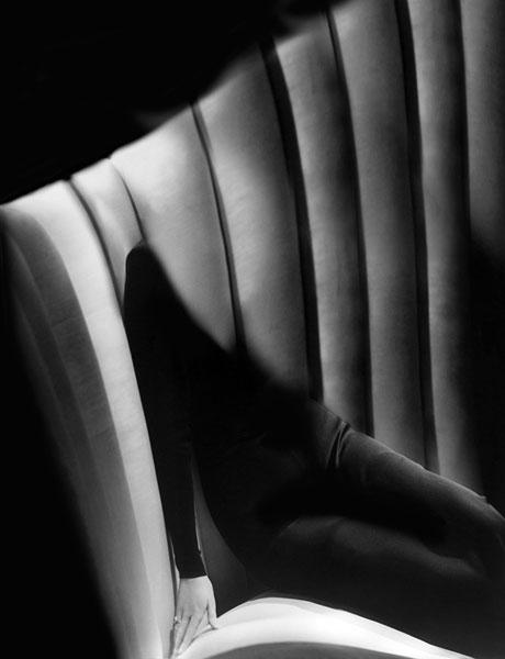 © Noé Sendas, Crystal Girl N81, 2013. Cortesia Galeria Presença. 2014.