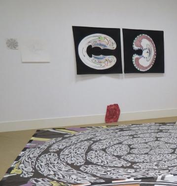 Luís Nobre, exposição Memento Mori, Museu Geológico de Lisboa.