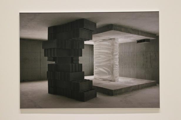 (pormenor) vista da exposição 'Albedo' de Cecília Costa na Baginski, Galeria | Projectos.