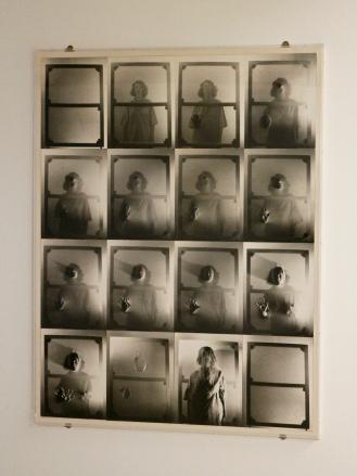 Helena Almeida, Tela Habitada, 1976. (Nave) Exposição 'Sob o Signo de Amadeo - Um Século de Arte'. CAM-Fundação Calouste Gulbenkian, 2013-2014.