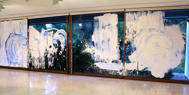 Martinha Maia, Small Matter, 2013. (nave) Exposição 'Sob o Signo de Amadeo - Um Século de Arte'. CAM-Fundação Calouste Gulbenkian, 2013-2014.