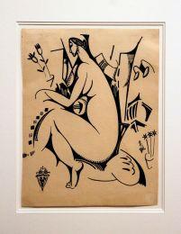 Amadeo de Souza-Cardoso, (Piso -1) Exposição 'Sob o Signo de Amadeo - Um Século de Arte'. CAM-Fundação Calouste Gulbenkian, 2013-2014.