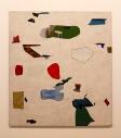 Pedro Casqueiro, S/ Título, 1991. Óleo sobre tela. (Piso 1) Exposição 'Sob o Signo de Amadeo - Um Século de Arte'. CAM-Fundação Calouste Gulbenkian, 2013-2014.