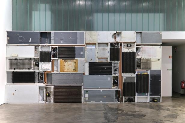 Igor Jesus, O lado escuro da Lua, exposição A Viagem da Sala 53, Baginski Galeria e Projectos, Lisboa.