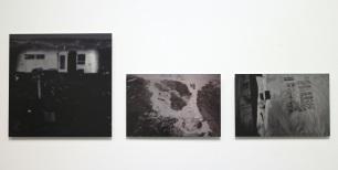 Vasco Barata, Shades of Gray, exposição A Viagem da Sala 53, Baginski Galeria e Projectos, Lisboa.