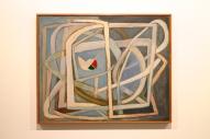 Maria Helena Vieira da Silva, Composition (Composição), 1936. (Piso 1) Exposição 'Sob o Signo de Amadeo - Um Século de Arte'. CAM-Fundação Calouste Gulbenkian, 2013-2014.