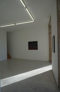 Güler Ates, da série 'Whispers of Colour' Kubik Gallery, Porto, 2014.