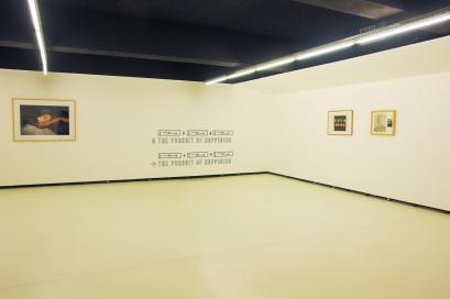Vista geral da exposição 'O Olho do Tigre - Obras da Colecção Sarmento'. Appleton Square, Lisboa, 2014. Vista geral da exposição 'O Olho do Tigre - Obras da Colecção Sarmento'. Appleton Square, Lisboa, 2014. Cortesia de Appleton Square, Lisboa.