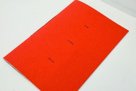 Rui Dias Monteiro, 'Sob cada erva', Sob cada erva, 2014. Livro de artista Tiragem 100 + 15 Impressão risograph 28,5x19cm.