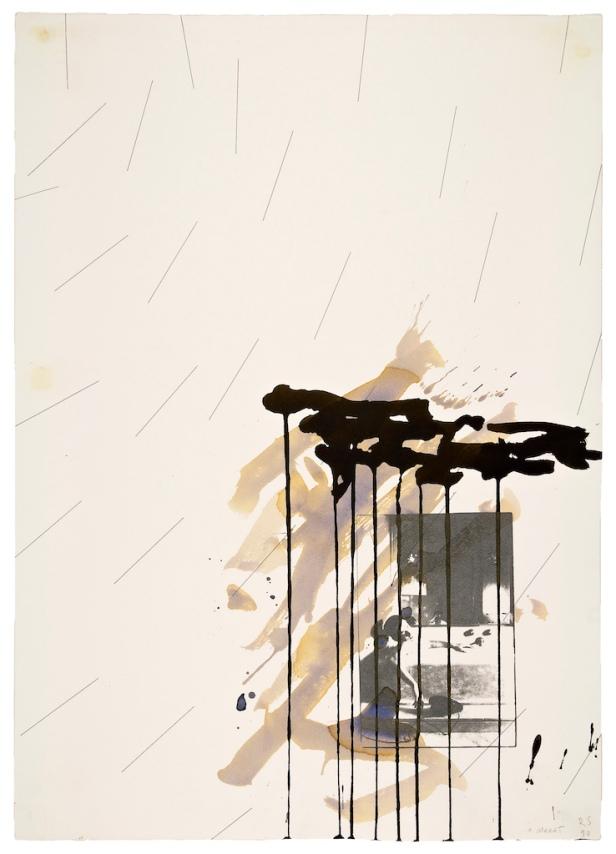 Rui Sanches, da exposição 'Dentro do Desenho', fundação carmona e costa, Lisboa, 2014. Cortesia da fundação carmona e costa.