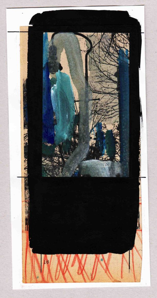 """Pedro Sousa Vieira, da exposição """"A gaze from the back"""" na Galeria Belo-Galsterer. Cortesia do artista e da Belo-Galsterer."""