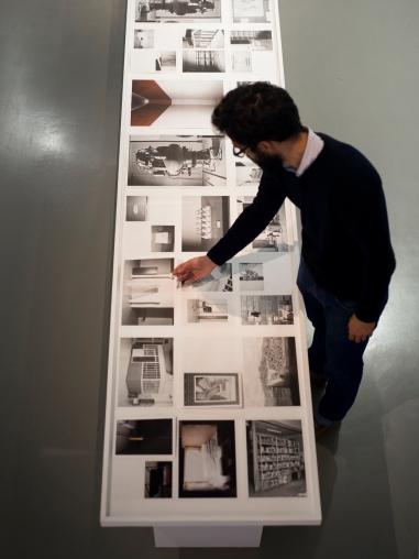 vista da exposição Lei de Ohm no Museu d Eletricidade, Fundação EDP, Lisboa, 2014. © fotografia: João Paulo Serafim