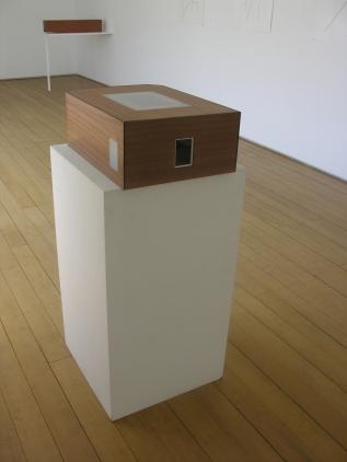 Teresa Henriques, exposição 'Prospecto' na Galeria Pedro Oliveira (Porto). Cortesia da artista e da Galeria Pedro Oliveira.