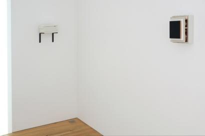Ricardo Alcaide, Ensaios Sobre Ordem, em exposição na Kubikgallery, Porto, 2014.