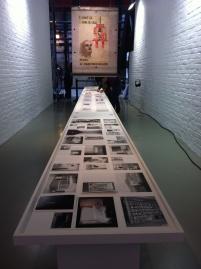 vista da vista da exposição Lei de Ohm no Museu da Eletricidade, Fundação EDP, Lisboa, 2014. Lei de Ohm no Museu d Eletricidade, Fundação EDP, Lisboa, 2014.