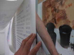 Beatriz Albuquerque, instalação: Crisis of Luck (Documentation). (Pormenor). © Inês Valle.