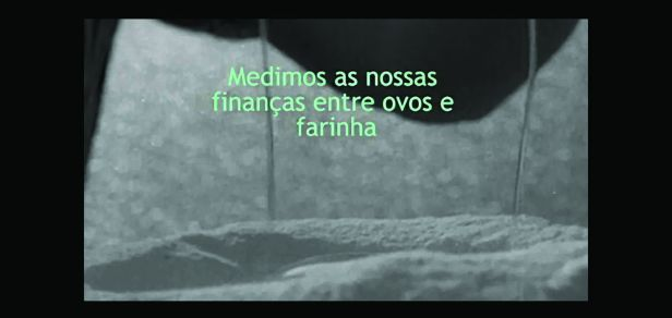 (still do vídeo) Joana Gomes, A love affair between Art and Politics, 2014. Cortesia da artista.