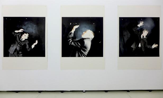 vista da exposição 'Dois deles' de Jorge Molder na Appleton Square, Lisboa. Cortesia do artista e de Appleton Square.