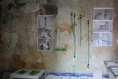 Tomaz Hipólito, 2014 level_02, Carpe Diem Arte e Pesquisa, Lisboa, Maio, 2014. Cortesia do artista.