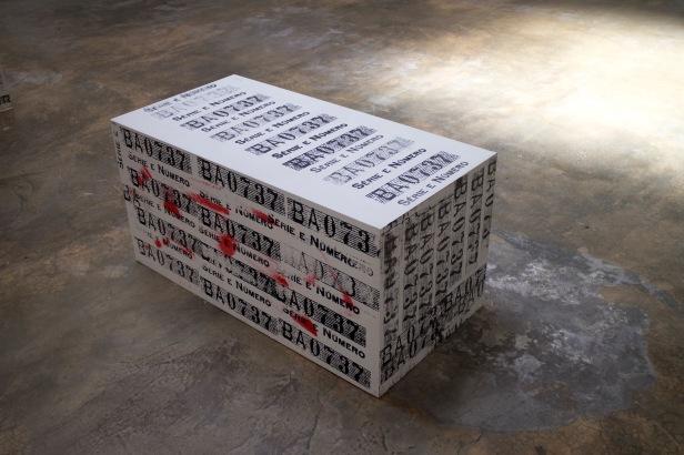 Délio Jasse, 'Terreno Ocupado', Baginski - Galeria | Projectos (Lisboa). Cortesia do artista e Galeria Baginski. Fotografia Making Art Happen.