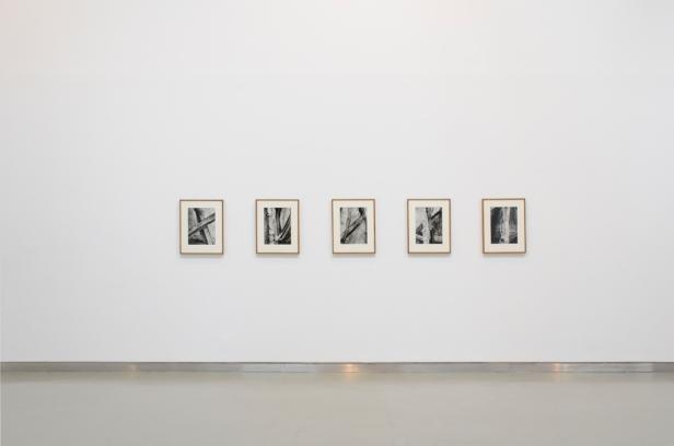 João Penalva, vista da exposição na Galeria Filomena Soares. Cortesia do artista e da Galeria Filomena Soares.
