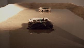Vista da exposição '#other free works', de Edgar Massul. Imagem cortesia do artista Edgar Massul.