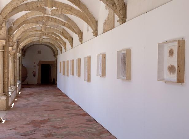 Vista da exposição '#other free works' de Edgar Massul. Imagem cortesia do artista Edgar Massul. © Edgar Massul,