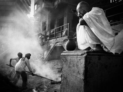 Marcelo Buainaim, Moksha. Cortesia do artista e de Encontros da Imagem, 2014.