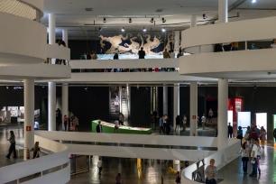 Vista da 31ª Bienal de São Paulo. Cortesia da Bienal de São Paulo.