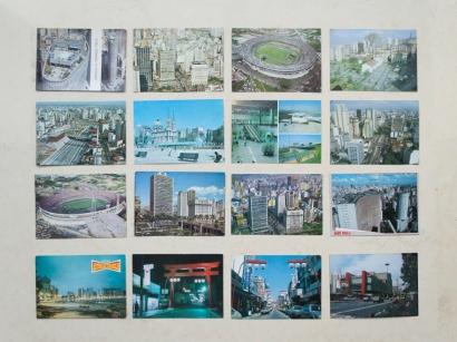 Andrea Brandão | Projecto Momento I – Postais enviados de São Paulo > Lisboa