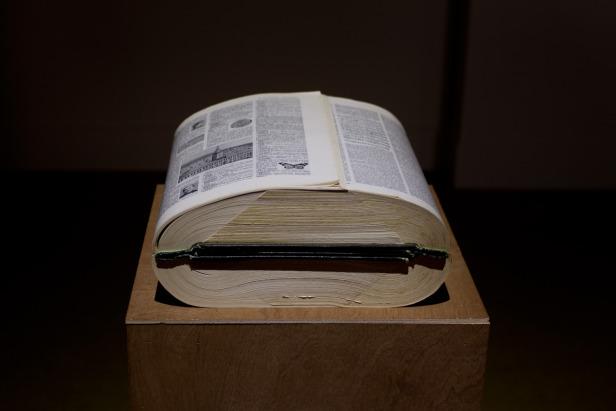 Andrea Brandão | Dois Volumes | Exposição Âmago, 2013