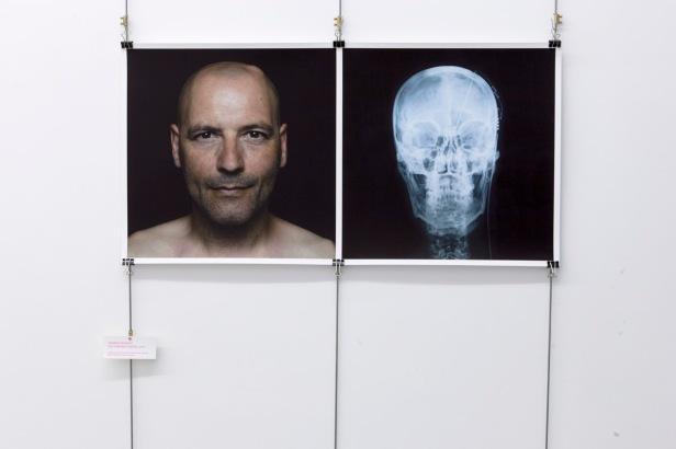 Georges Pacheco, exposicao Self Face, Dear Gallery, Porto, setembro 2014